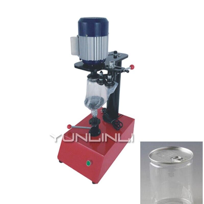 Scellant en boîte manuel de Machine de cachetage de nourriture 10 ~ 20 pièces/mins anneau-Pull peut bière capsulant la LT-200 d'outil d'emballage de couturière