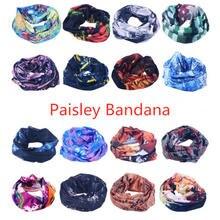 1pc Bandana Unisex para hombres mujeres bufanda Tubo Bandana máscara para cabeza, cara cuello Snood Headwear Activity Magic Outdoor Bandanas coloridas