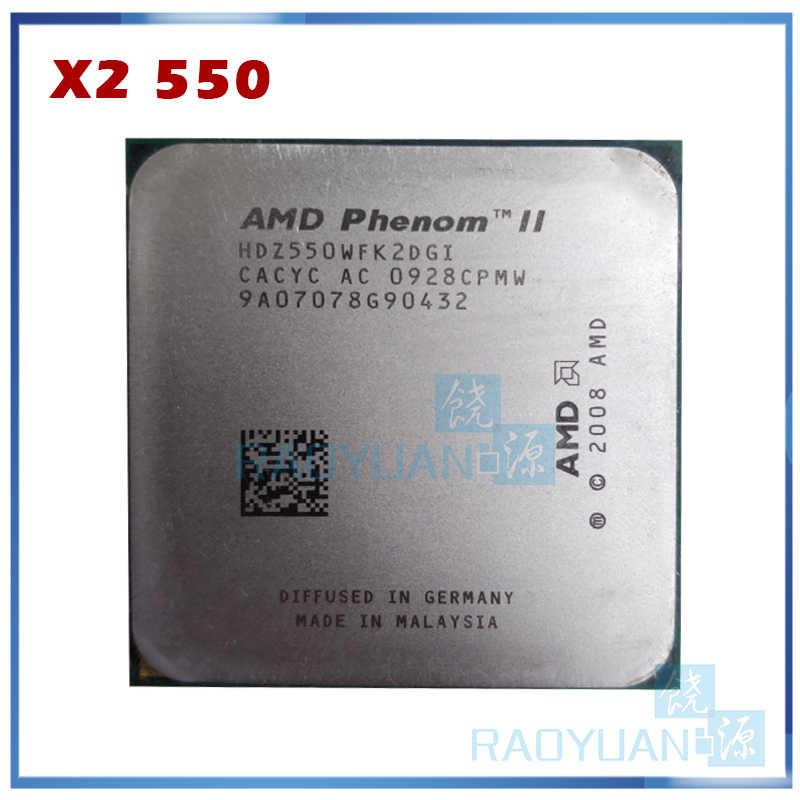 Amd Phenom Ii X2 550 3 1 Ghz Dual Core Cpu Processor X2 550 Hdz550wfk2dgi Hdx550wfk2dgm Socket Am3 Socket Am3 Phenom Ii X2amd Phenom Ii X2 Aliexpress