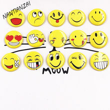 10Pcs Naughty Emoji (China)