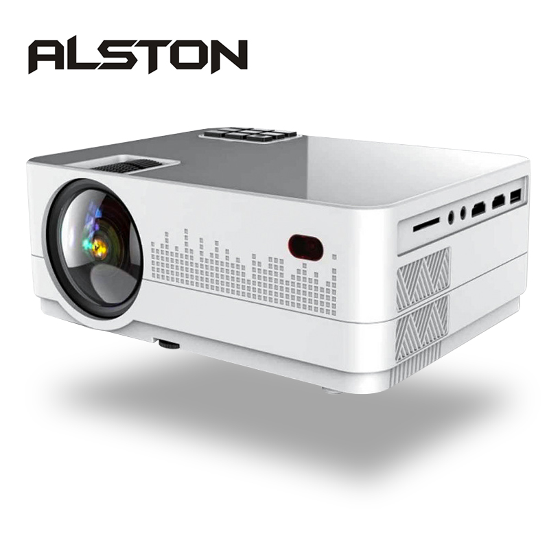 Q2 Projector Movie Video Theater Micro Mini Cinema Home Portable LED Newest with HDMI