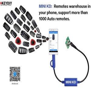 Image 2 - KEYDIY generador de mando a distancia Mini KD, dispositivo generador de mando a distancia, almacén en tu teléfono, compatible con Android, hace más de 1000 mandos a distancia automáticos