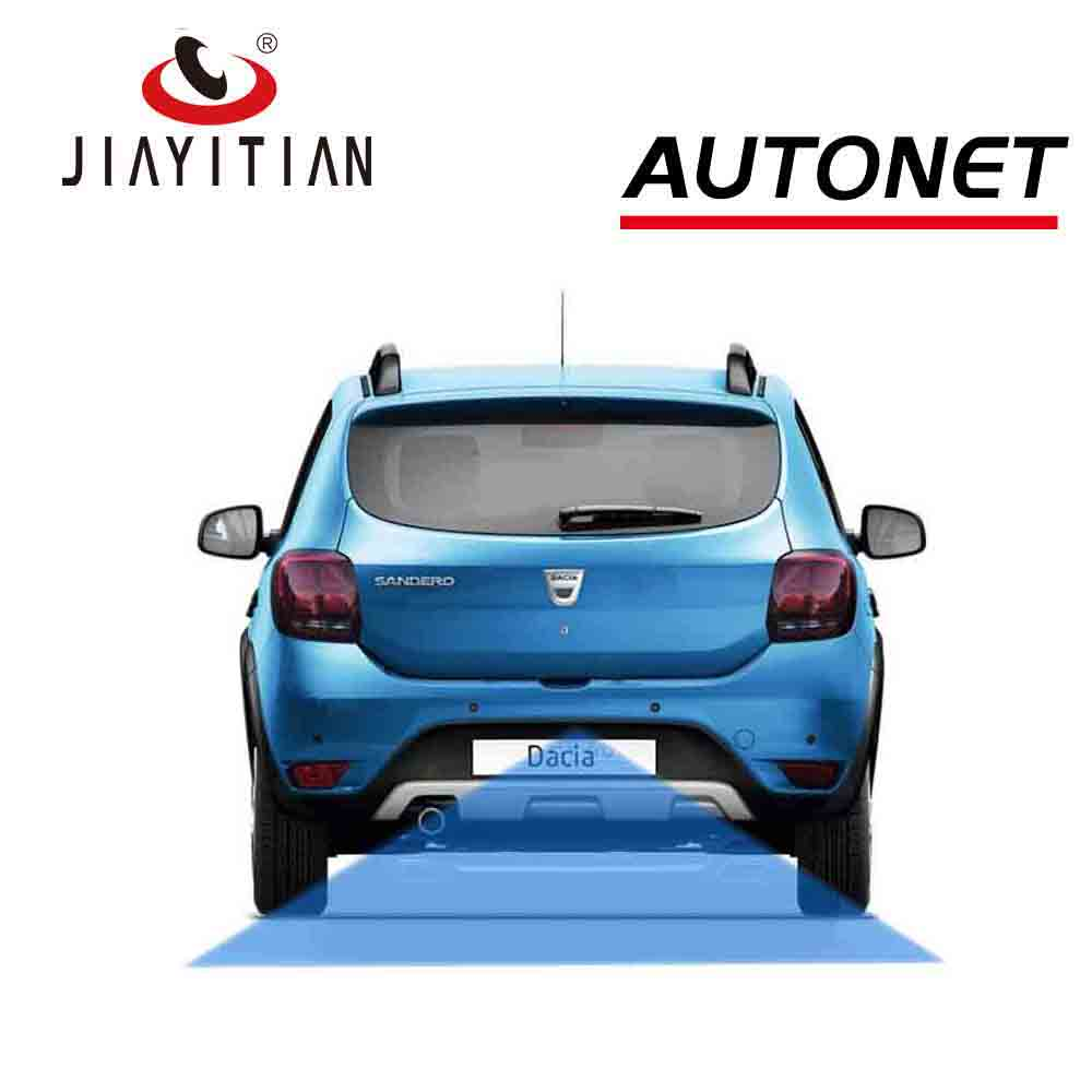 JIAYITIAN For Renault Stepway For Dacia Sandero Reversing Camera/OEM Original Screen Adapter Cable Rear View Camera/kit Backup