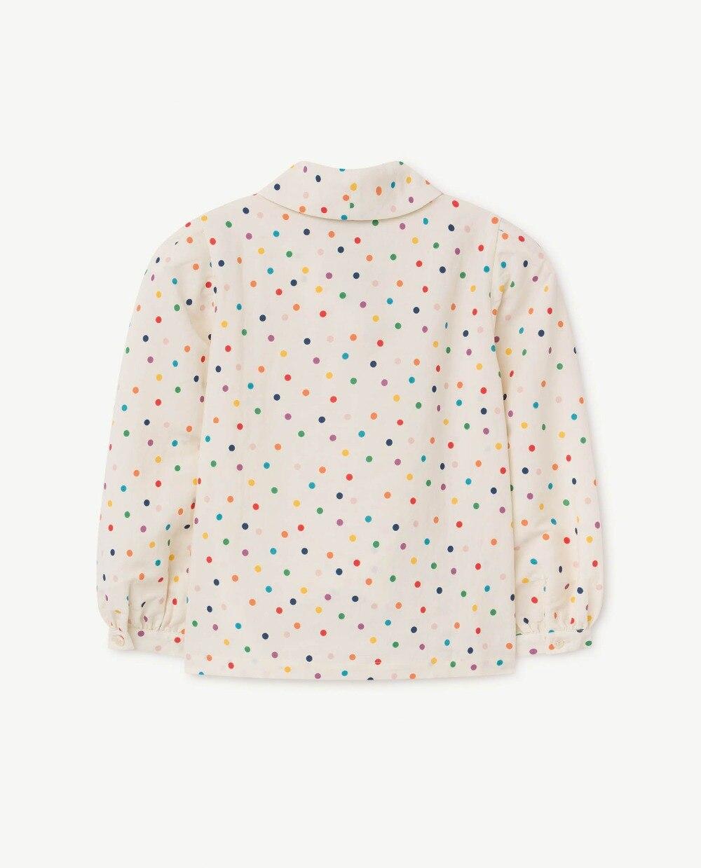 Crianças camisas 2019 tao nova marca outono