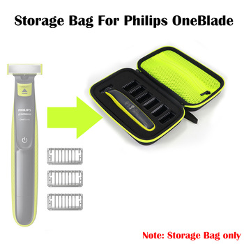 Hard Case for Philips OneBlade MG3750 7100 Shaver Accessories EVA Travel Bag Trimmer and Shaver Case Travel Protective Bag 1