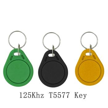 EM4305 T5577 Keyfobs 125Khz Key Copy Rewritable Writable Rewrite ID RFID Tag Ring Card Proximity Token Access Duplicate 5/10Pcs 10pcs lot 125khz t5577 cards t5557 em4305 card rfid smart card duplicator copy clone em4100 duplicate proximity rewritable
