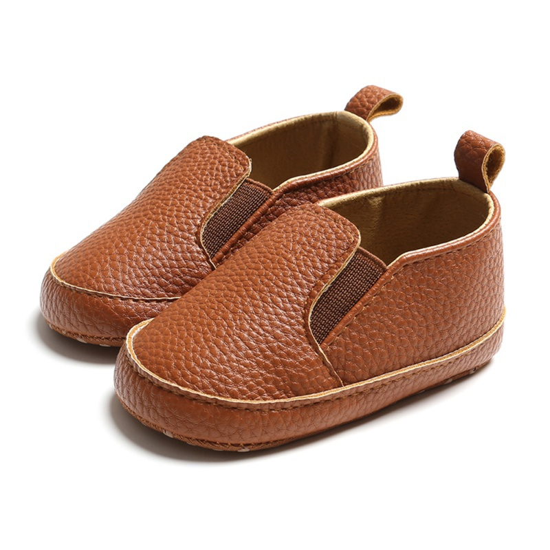 Newborn  All Seasons First Walker Infant Soft Sole Sleeve Mouth Shoes Casual  PU Anti-slip Toddler Baby Shoes