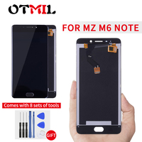 5.5 LCD Display For Meizu M6 Note LCD Touch Screen Digitizer with Frame M721 For MEIZU Note 6 Display M721H M721Q M721W M6