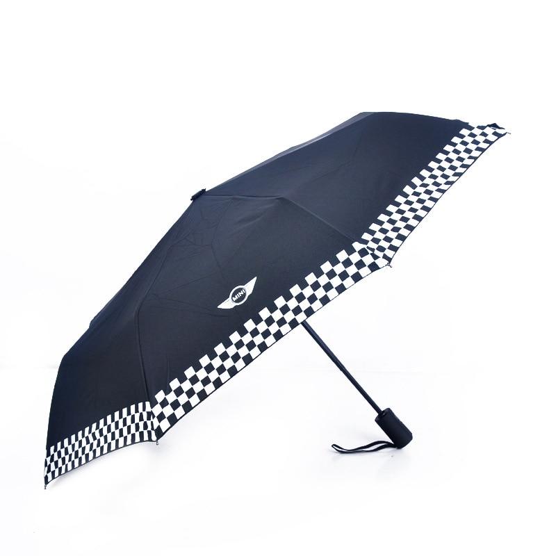 Style de voiture coupe-vent Double couche inverse parapluie soleil plage parapluie pour Mini Cooper One R55 R56 F54 F55 F56 F60 accessoires