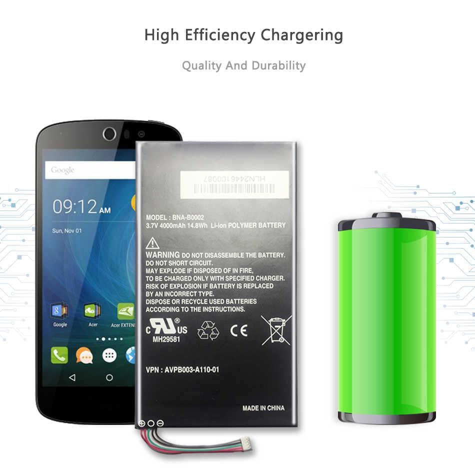 4000mah BNA-B0002 Mobiele Telefoon Vervangende Batterij voor BARNES NOBLE NOOK E-book BNRV400 BNTV400 NOOK HD 7 Batteria