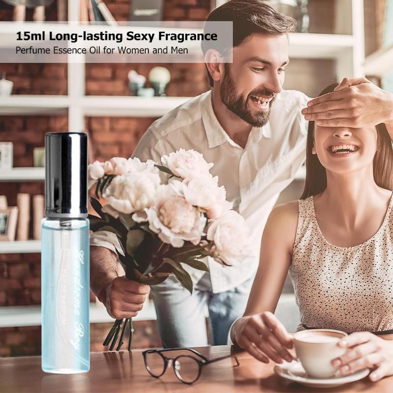 Long-lasting Charm Fragrance Perfume Essence Oil For Women Men
