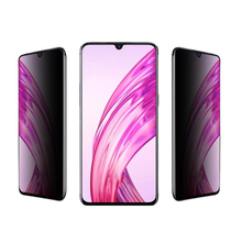 Full Screen Cover Privacy Anti-peep Tempered Glass For Samsung A10 A20 Protector A40 Film