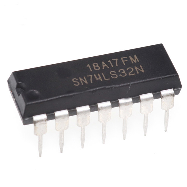 Sn74ls Or Gate 4-element 2-in Bipolar 14-pin Pdip Ic Chip Sn74ls32n