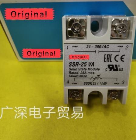 SSR-25VA SSR-25VA-H SSR-40VA SSR-40VA-H SSR-75VA новый оригинальный твердотельные реле постоянного тока модуль