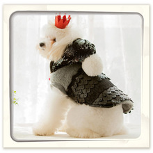 Casual Dogs Clothes Dog Cute Bear Coats Winter and Autumn Puppy Cloth Pet Supplies