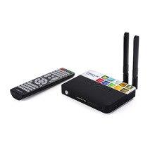 CSA93 Plus Android 8.1 TV Box RK3328 4GB/64GB RK3328  Quad Core  5G WIFI BT 4.0  4K TV Box with Time Display USB 3.0 Set Top Box