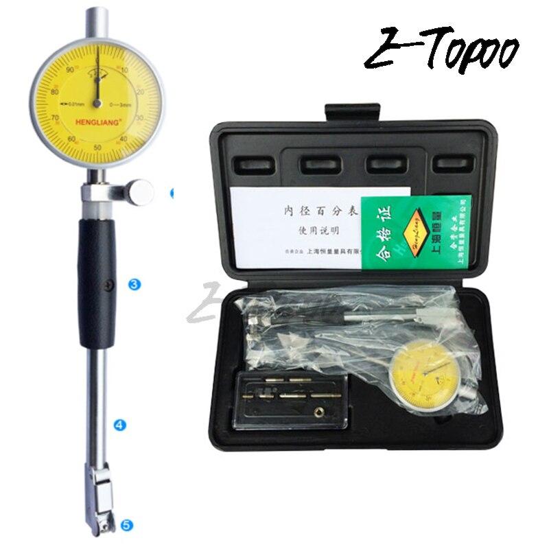 Dial Bore Gauge Dial Indicator Micrometer Inner Diameter Gauge 35-50mm