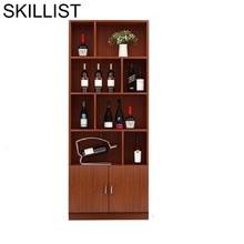 vinho Storage Shelves Meble Rack Armoire Table Mobili Per La Casa Kitchen Kast Meja Mueble Commercial Furniture Bar Wine Cabinet