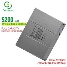 Аккумулятор gololoo 10,8 v 5200 mah/56wh для ноутбука Apple MacBook Pro 15 A1150 A1260 A1175 MA348 MA348*/A MA348G/A MA348J/A MA463