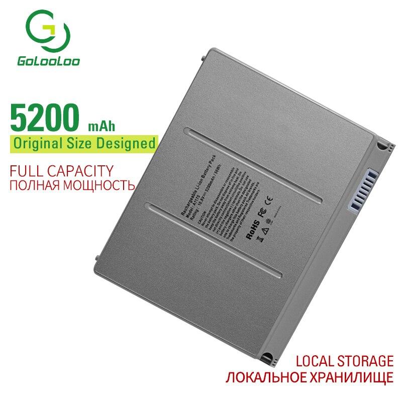 Golooloo 10 8v 5200mah 56wh laptop battery for font b Apple b font font b MacBook