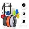 PETG 3D Printer Filament 1 75mm Dooling Gift Material Hot Sale Black Color PETG 3D Filament Consumables 1KG 2 2LBS promo