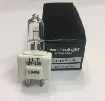 ILT L9404 12V 20W MD Glamour 4000/6000 biochemical analyzer light,12V20W bulb,Free shipping