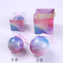 10pcs European romantic fairy tin ball naked wedding Favor large candy box packing contains no bag boite dragees de mariage