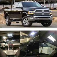 Interior luces Led para 2014 Ram 1500, 2500, 3500, 4500, 5500 cv