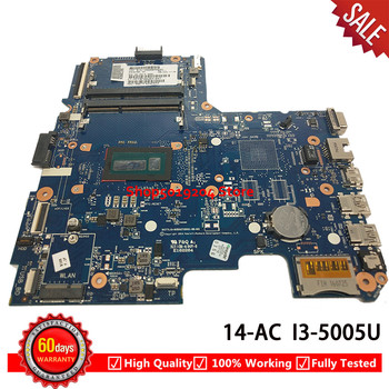 цена на Mainboard 827683-001 FOR HP 14-AC 240 g4 240-G4 Laptop Motherboard I3-5005U SKITTL10-6050A2730001-MB-A01 DDR3 Test Ok
