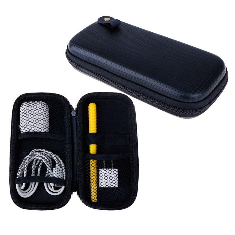 Multifunction Travel EVA Digital Storage Bag USB Gadget Waterproof Rangement Bag Data Cable Earphone Wire Organizer Case