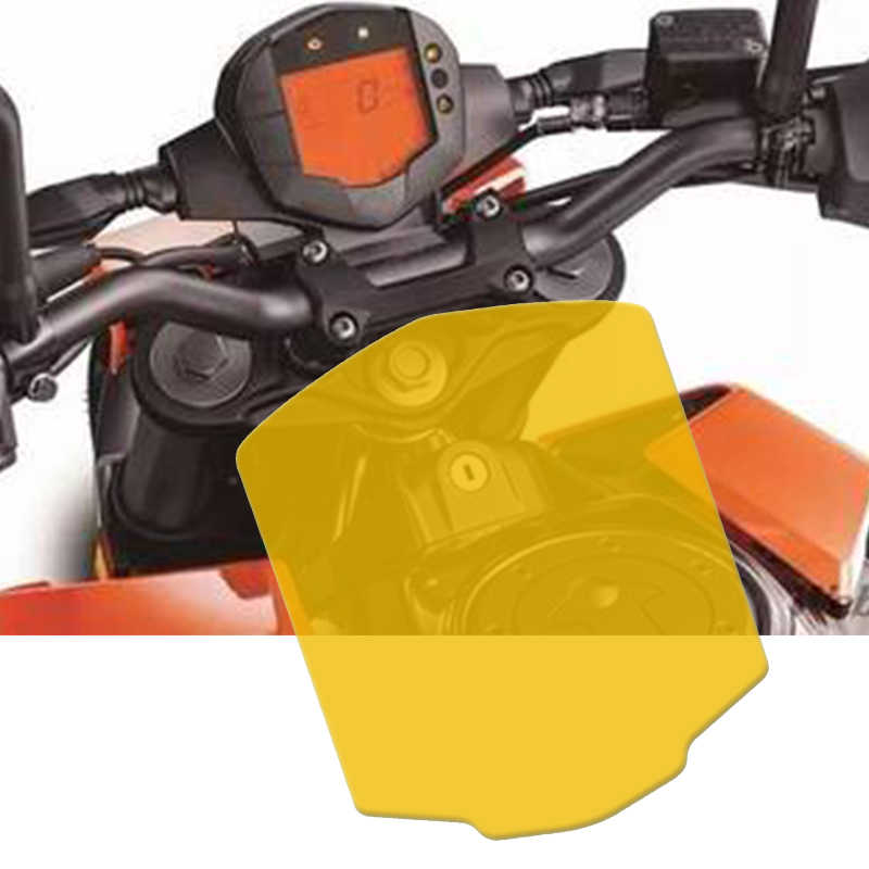 For KTM Duke 200 For KTM Duke 390 For KTM 200 390 Cluster Scratch Speedometer Film Screen Protection Protector Sticker