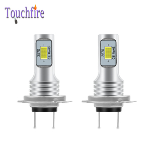 Image 2 - 2Pcs H4 H7 H8 H11 9005 HB3 9006 HB4 H1 H3 3570 שבב Canbus חיצוני Led הנורה רכב אוטומטי להחליף אור לבן 6000K