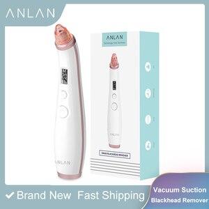 Image 1 - ANLAN eliminador de espinillas inalámbrico, limpiador de poros profundos por succión al vacío, herramienta de belleza para el cuidado Facial