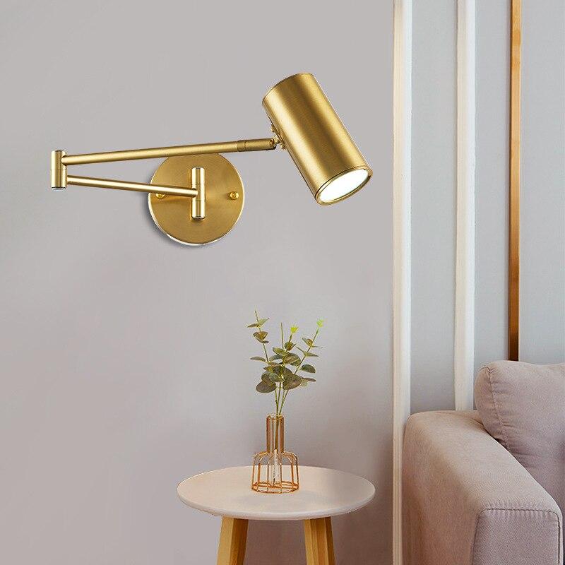 luminaria de parede estilo moderno minimalista 04