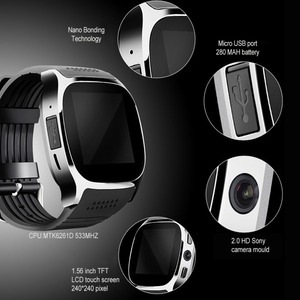 Image 5 - T8 Smart Watches Passometer Sleep Fitness Tracker Monitor Sports Smart Watch For Men Women Android Electronics Clock Wristband