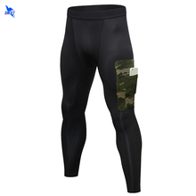 Sportswear Jogging-Leggings Running-Tights Compression Sweat-Pants Long-Trousers Fitness