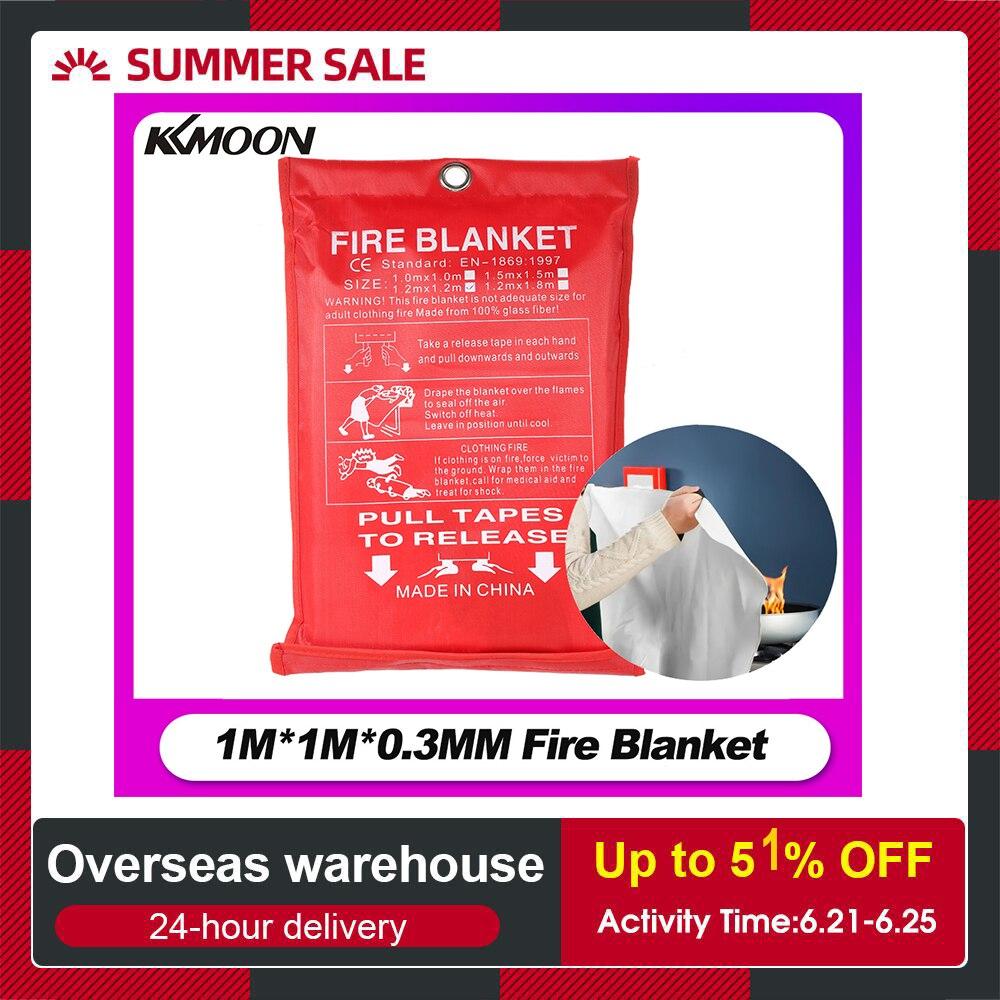 Герметичное противопожарное одеяло, 1 м х 1 м, защитный тент для пожаротушения, лодки, аварийного выживания, защитный чехол для пожарного укр...
