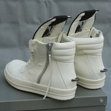 Men Brand Casual Shoes High-TOP Ankle Bo