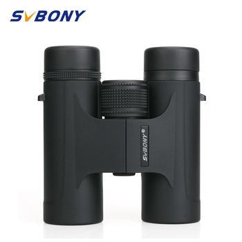 Svbony Hunting Binoculars Telescope 10X42/8X32 High Power MC Optics Long Range Professional Wide Angle Powerful Binocular F9333 - discount item  63% OFF Camping & Hiking