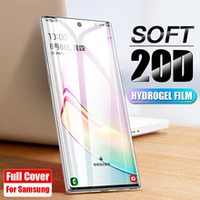 20D Protective Glass For Samsung Galaxy Note 8 9 10 Plus Scr