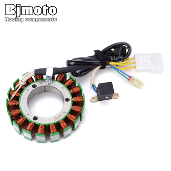 Motorcycle Stator Coil For For 0180-032000 CFMoto CF500 2007-2009/2011-2016 X5 500 2011-2015 UFORCE 500 2014-2015 196S-B 9 (U6)