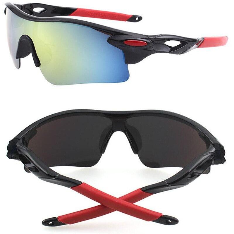 Q609 Cycling Eyewear Zonnebrillen buitensporten spiegel - Wielersport
