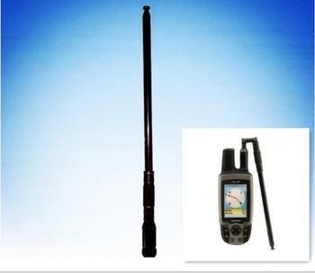 Antena telescópica de largo alcance extensible de 130cm para GPS portátil garmin astro 320 astro 220 astro 430