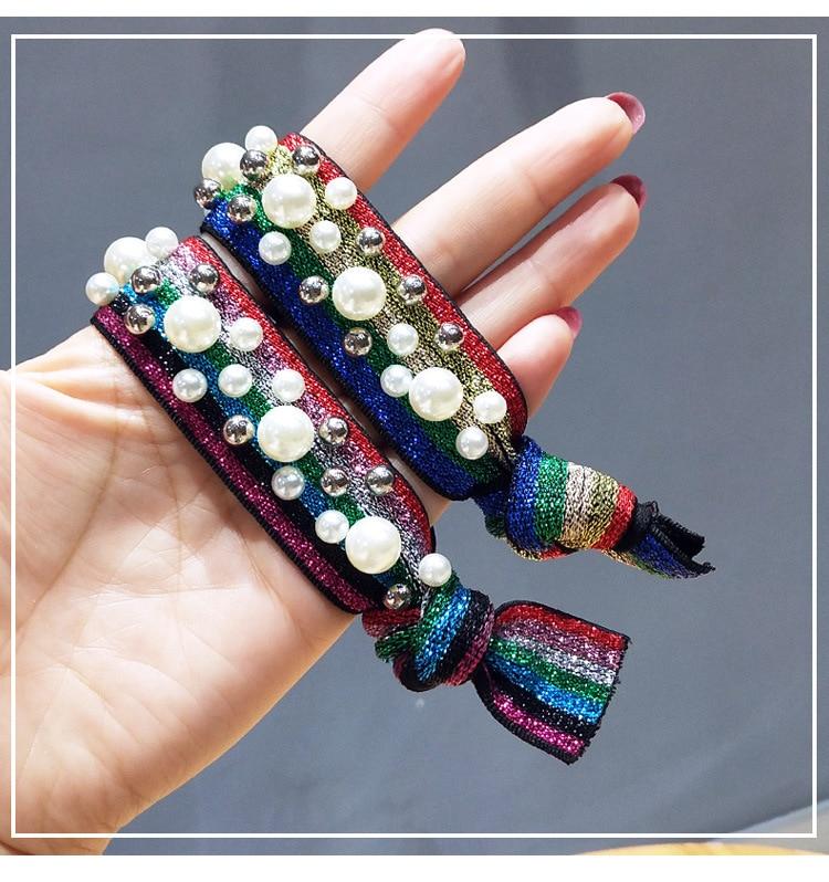 200 Tecidos pçs lote Multi DIY Rainbow