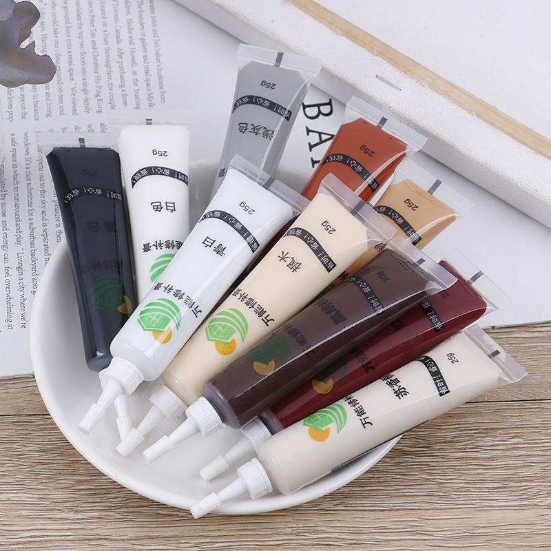 1pc Furniture Scratch Fast Remover Solid Wood Furniture Refinishing Paste Repair Paint Floor Colors Paste Repair Pen