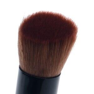 Image 5 - 2019 Makeup brushes Powder Concealer Blush Liquid Foundation Face Make up Brush Tools Professional Beauty Cosmetics