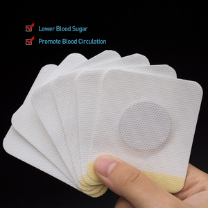 Image 4 - 120pcs=20bags Diabetic Patch Chinese Herbal Stabilizes Blood Sugar Level Lower Blood Glucose Sugar Balance Medical Plaster D1809