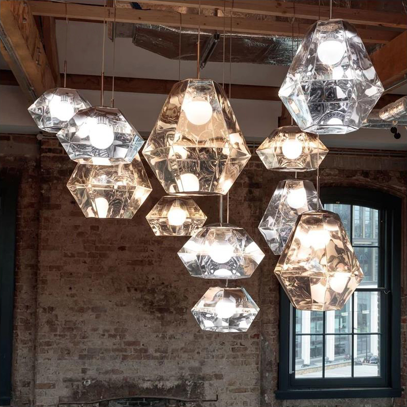 Replica Of Tom Dixon Pendant Light Shop Clothing Store Creative  Wind Bar Restaurant Hanging Lamp