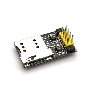 Image 5 - SIM800L GPRS GSM módulo tarjeta MicroSIM Core Board Quad Band TTL puerto serie para ESP8266 ESP32