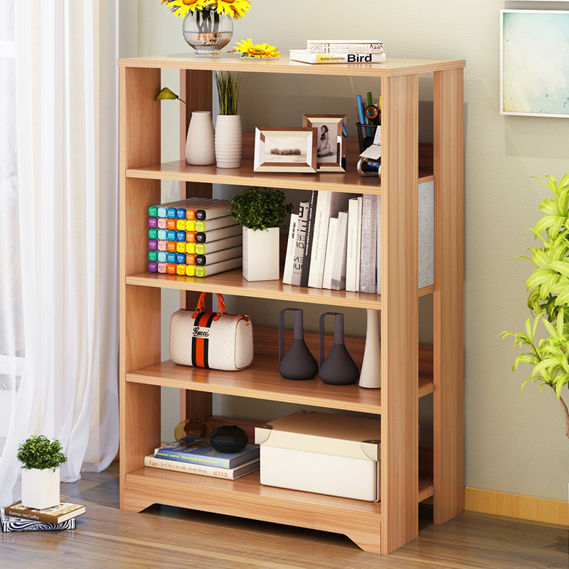 Simple Bookcase Floor Cabinet Storage Cabinets Simple Economical Bookcase Multi-functional Students Cabinet Consignment
